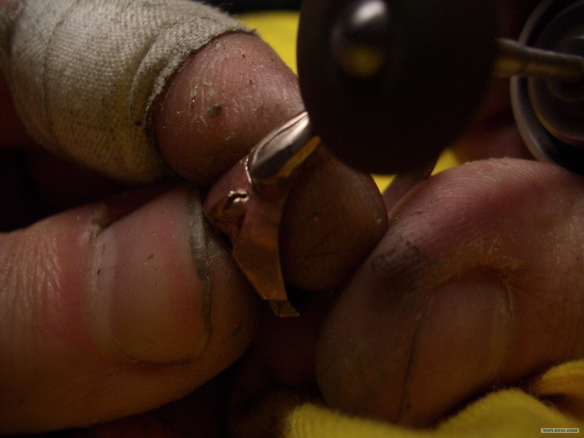 Самодельное кольцо на член 20 фотография