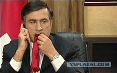 Саакашвили заявил, что Путин ему угрожает