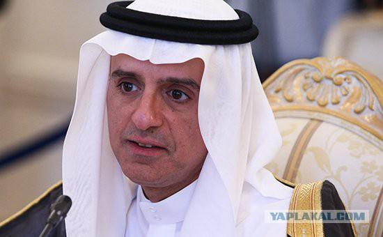 Саудовская Аравия угрожает напасть на Сирию