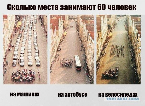 Ещё немного о перспективах автомобилистов в Москве.