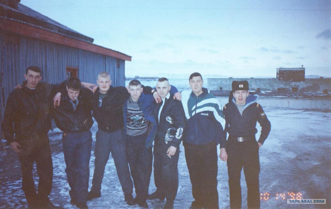 Захват школы на новой земле 1998 год