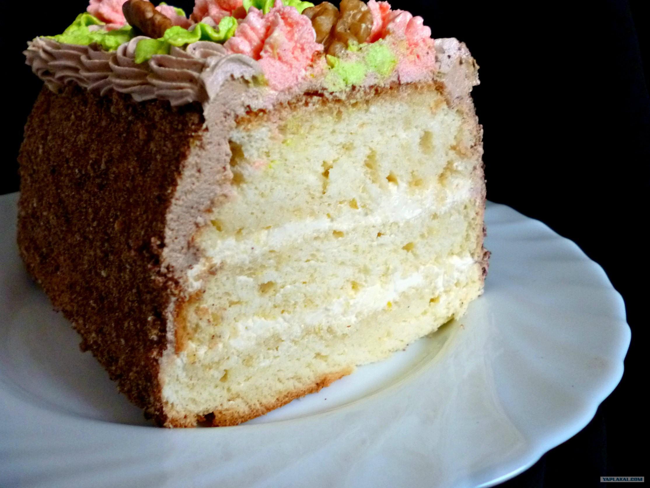 Полено торт классический рецепт пошагово
