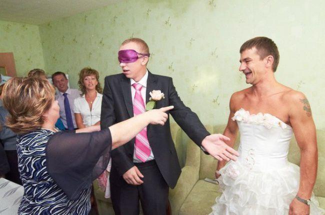 Весёлые танцы на свадьбу