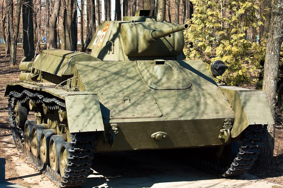 большой танк великой отечественной войны КАМАЗ, кузова для