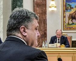 СМИ сообщили об отмене встречи Путина и Порошенко