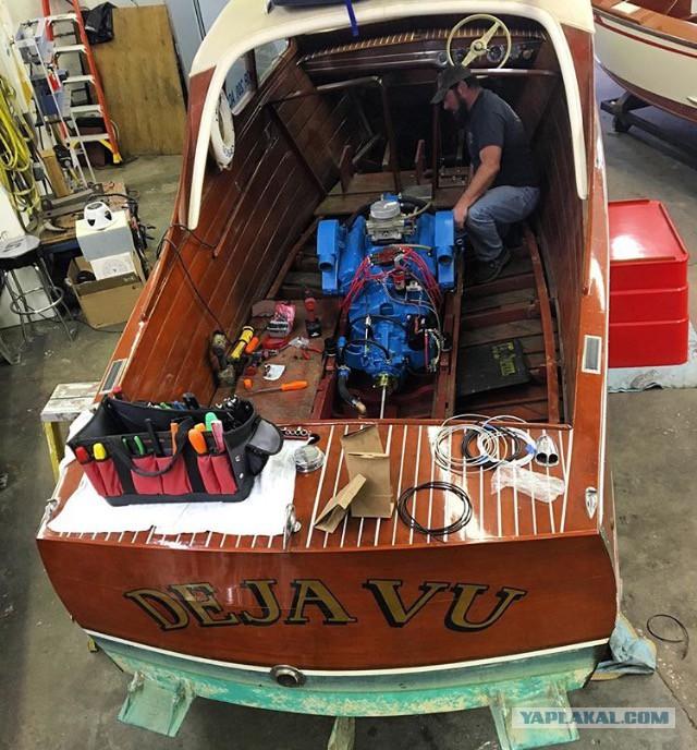Ремонт изготовление яхт и лодок