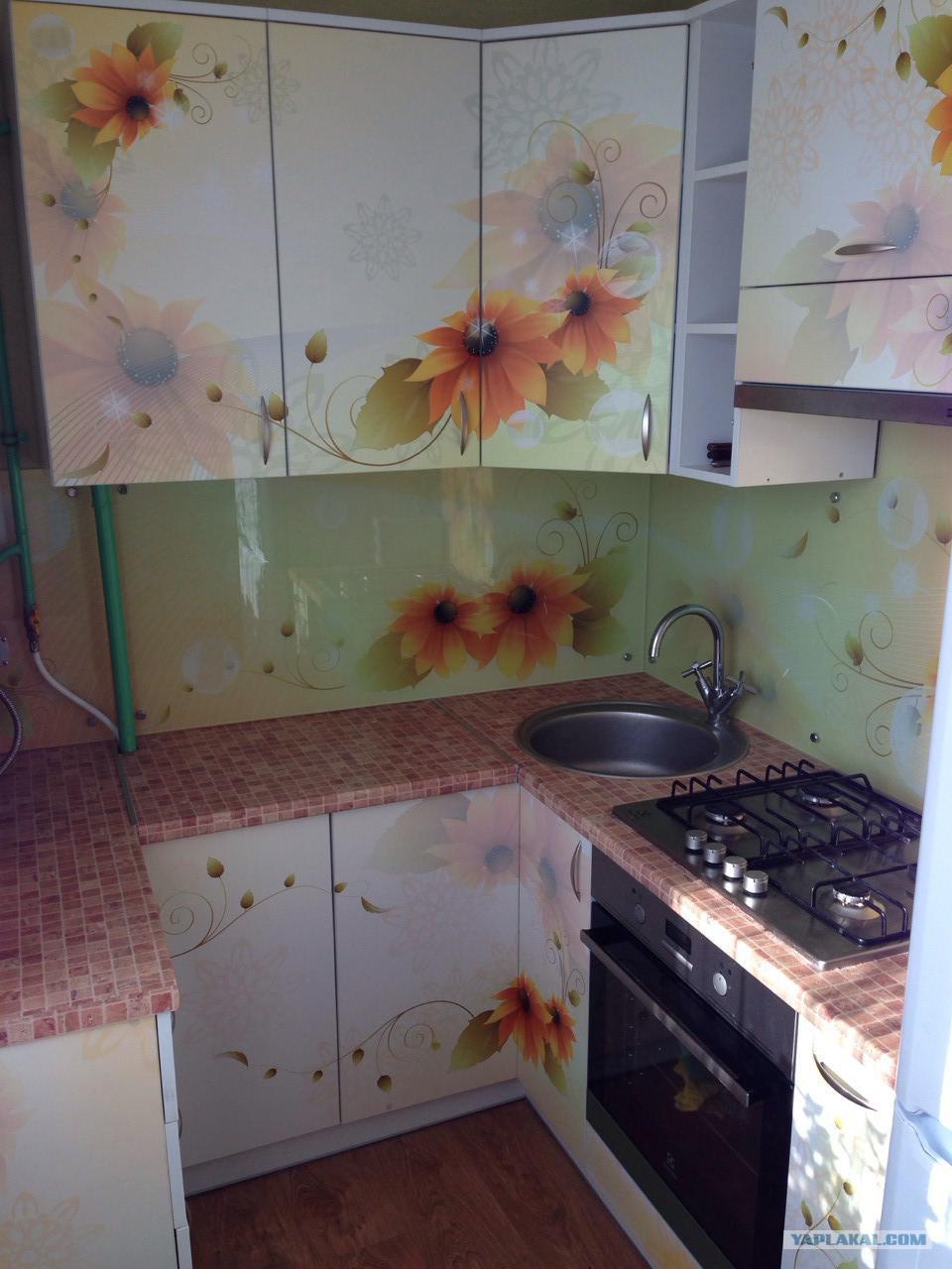 Хрущевская кухня своими руками