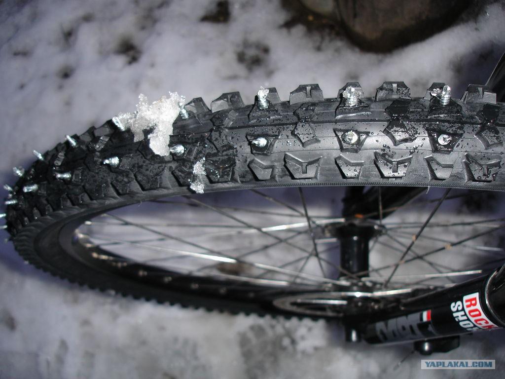 Как сделать покрышки для велосипеда 576