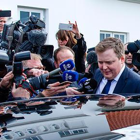 Премьер-министр Исландии подал в отставку
