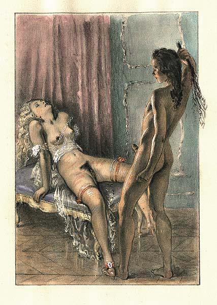 Живопись эротика секс