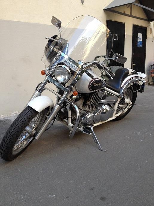 Продаю мотоцикл Yamaha XVS 400 DragStar