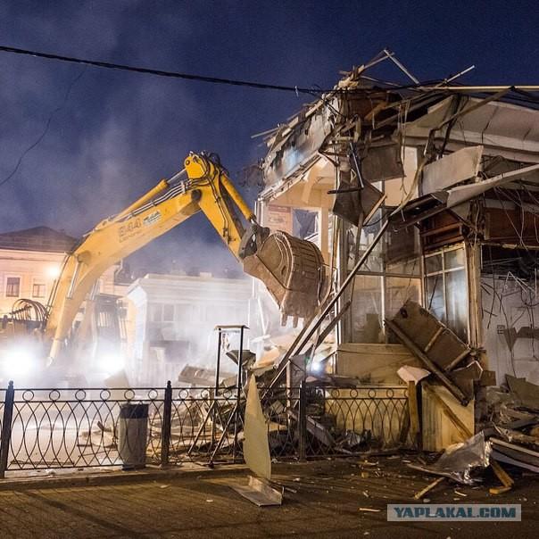 В Госдуму внесли законопроект о сносе любого жилья по программе реновации