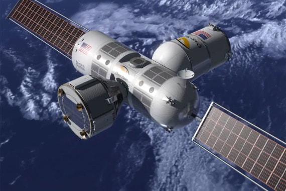 Orion Span собирается запустить первый в мире космический отель