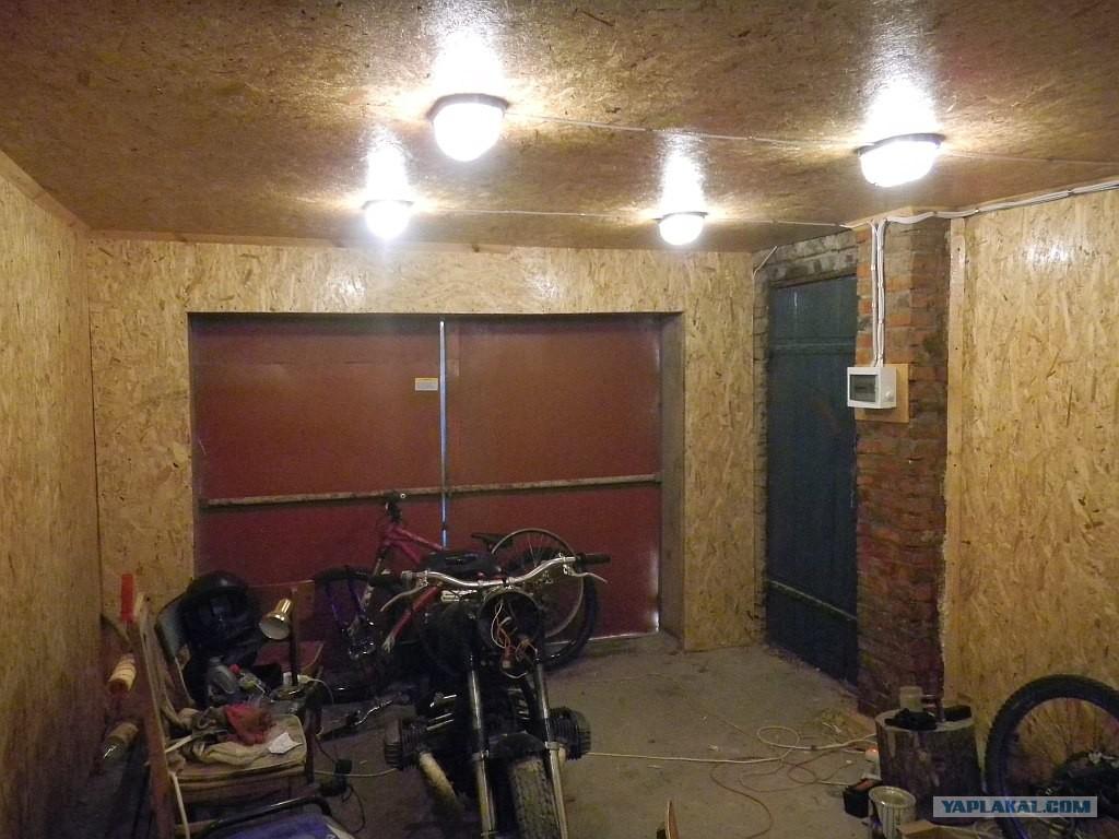 Модернизация гаража своими руками 54