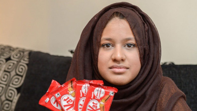 Британская студентка потребовала от Nestle пожизненный запас шоколада.