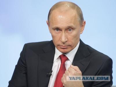 Путин о скандале в ФИФА: