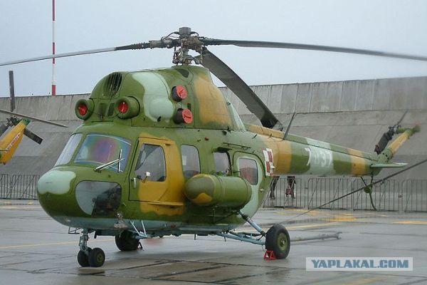 Украина сделала ударный вертолет из Ми-2