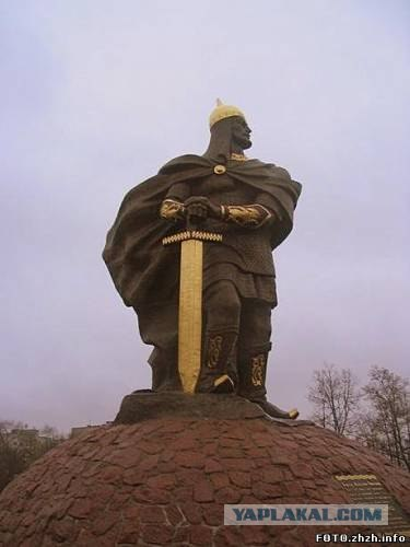 О культе меча в Древней Руси
