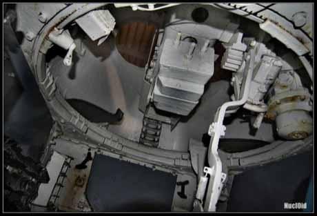 танк фото изнутри