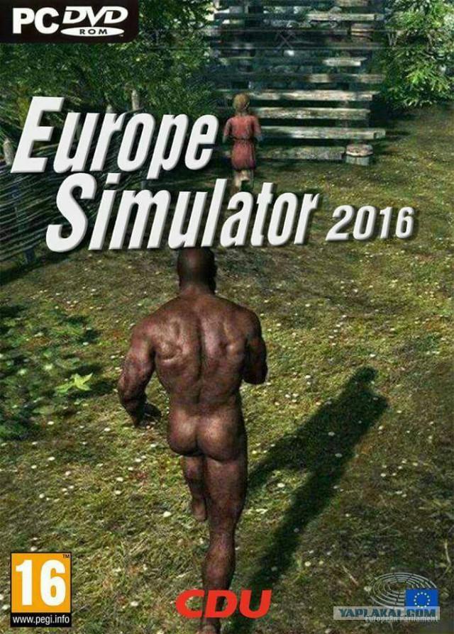 Тем временем в Европе....))