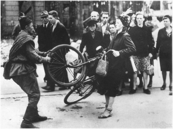 Берлинская операция. Апрель - май 1945 года.