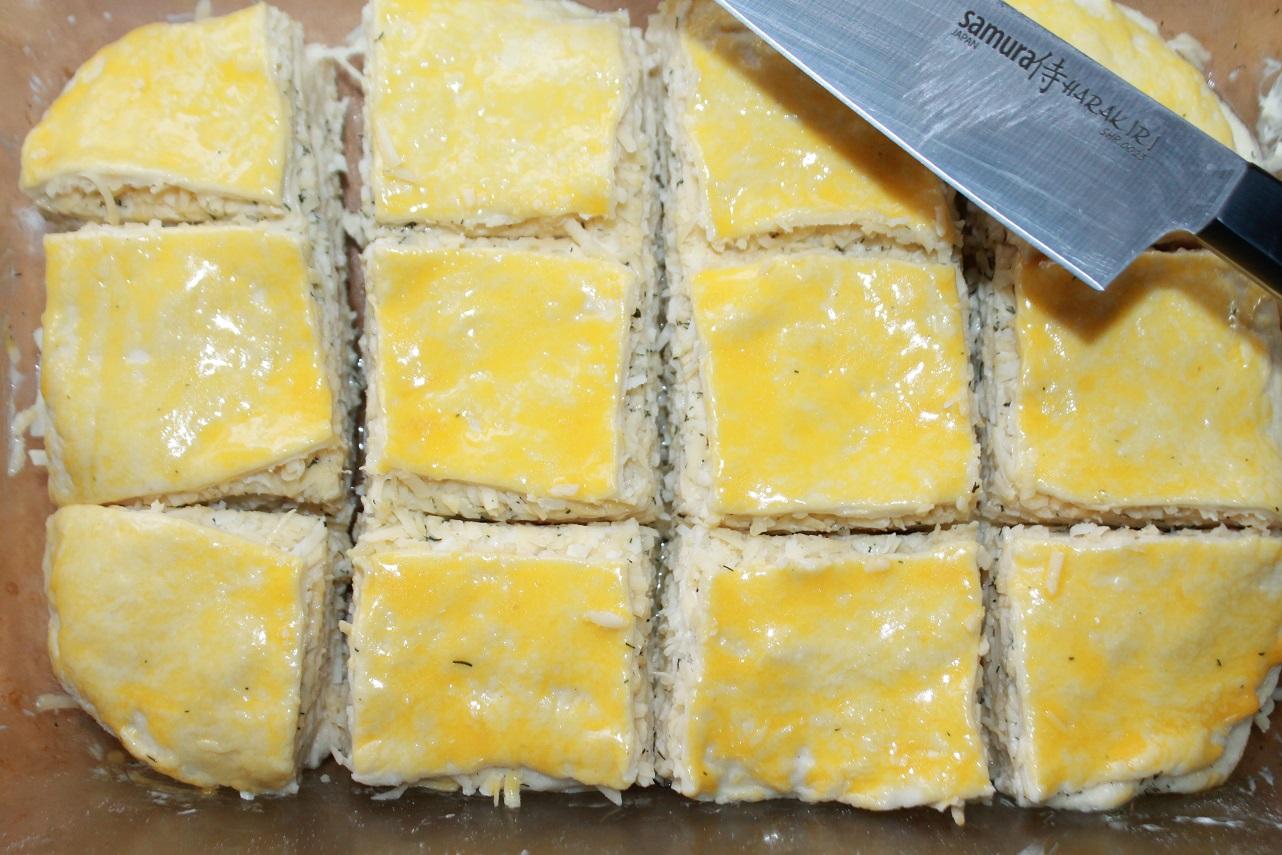 Пирог из сыра