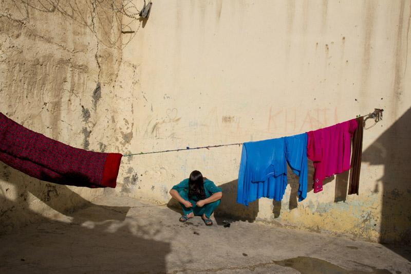 Женские тюрьмы в Афганистане