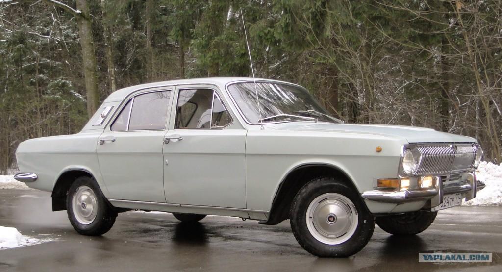 Продам Волгу ГАЗ-24 1983 г.в. - ЯПлакалъ GC76