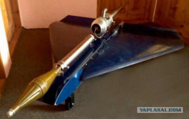 Украинские ученые разработали мощный боевой беспилотник, который практически невозможно уничтожить с земли