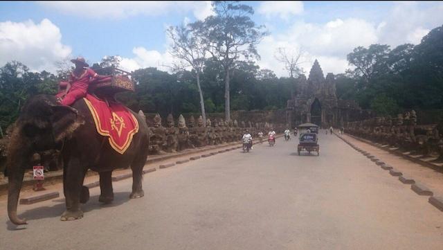 Камбоджа. Филиал ада