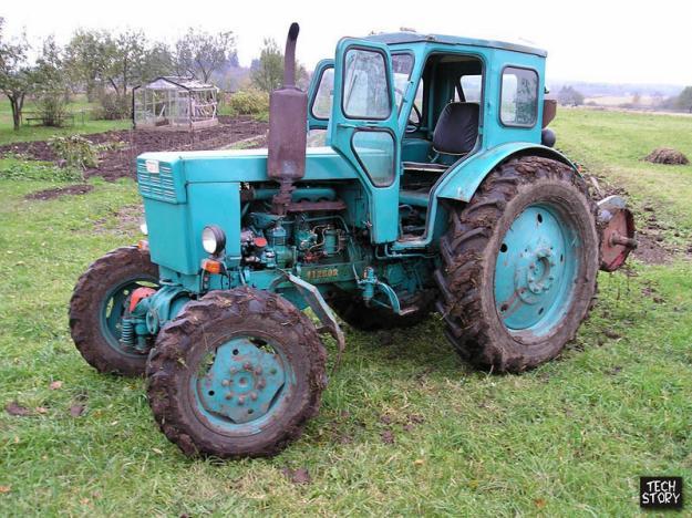 Т-40 АМ, капремонт; купить: трактор Т-40.