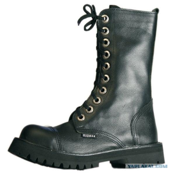 Купить Ботинки Рейнджер