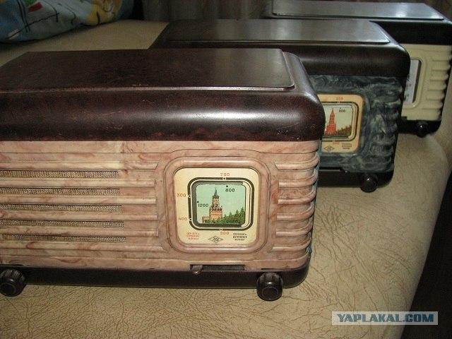 Старое радио (или то,