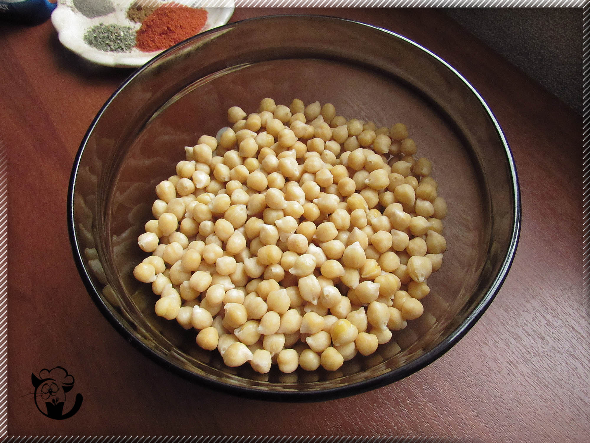 Приготовление Хумуса из Нута в Домашних Условиях 88