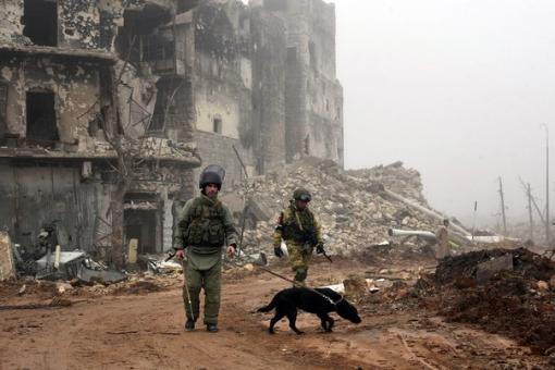 Сирийские ПВО перехватили в Хомсе все ракеты США и союзников