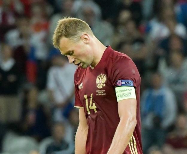 Кокорина выгнали из сборной