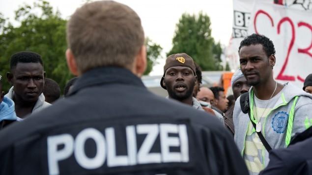 В Мюнхене задержан мужчина, который пресек домогательства беженца к дочери