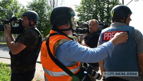 Оператор Первого канала убит в Донецке