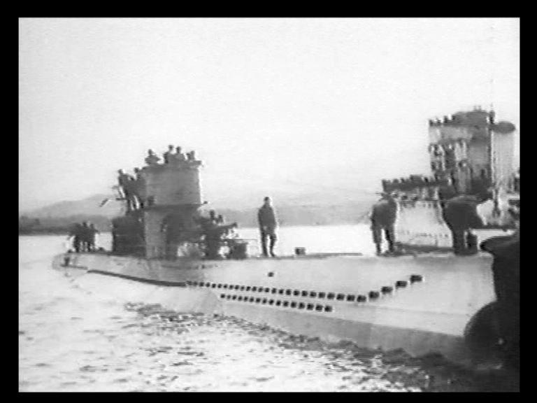 Подводные лодки в Атлантике 1939 - 1944 - документальные...