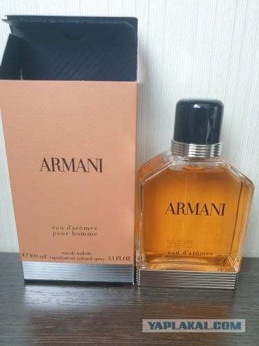Продам ароматы GIORGIO ARMANI. Оригиналы.