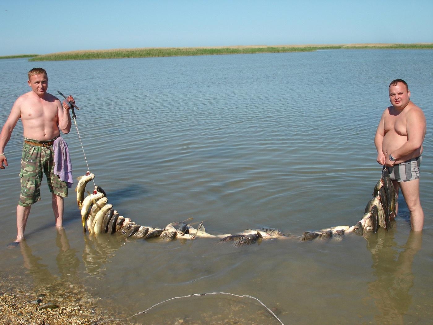 клев на озере карелия