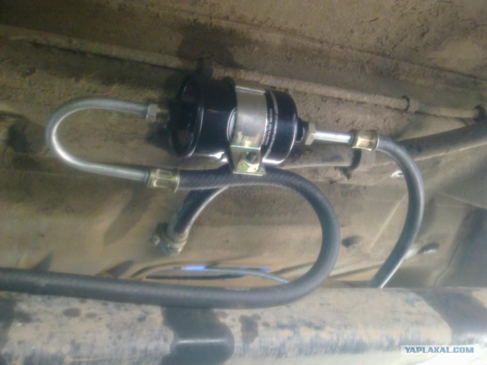 Фото №24 - замена топливного фильтра ВАЗ 2110