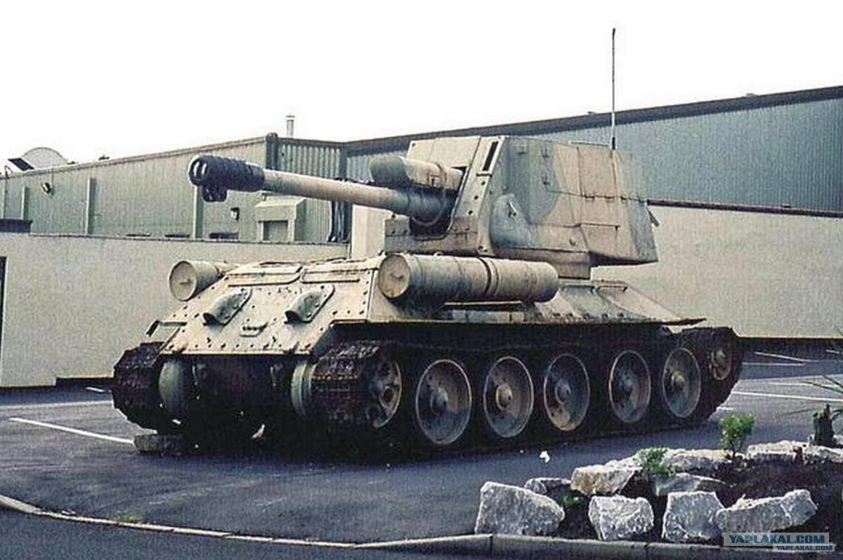 Танк т95 имел литую башню с башенным погоном диаметром 2159 мм (85 дюймов)