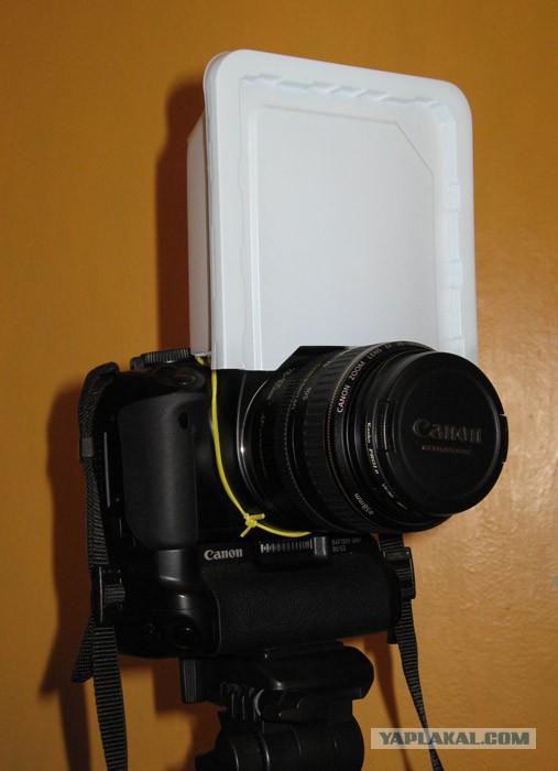 Софтбокс для фотоаппарата своими руками 81