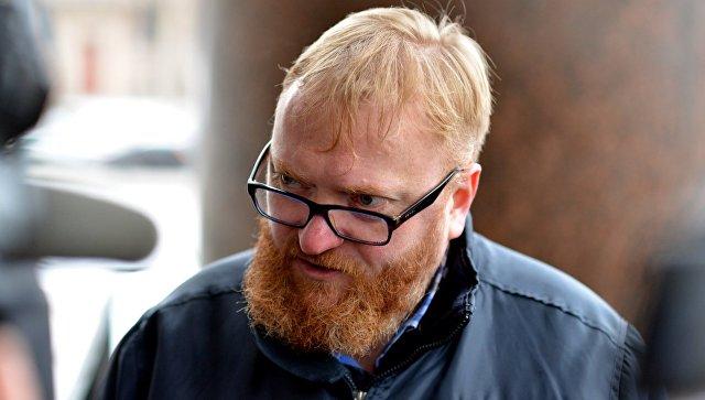Милонов предложил приравнять оскорбление священнослужителей к экстремизму
