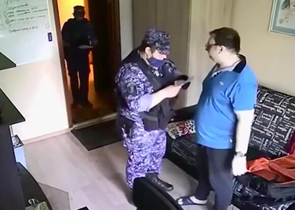 В Росгвардии уволили сотрудника, угрожавшего подкинуть наркотики москвичу