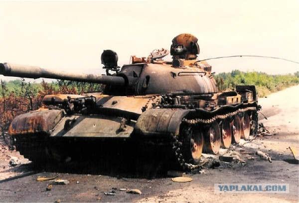 Срочник заплатит пол ляма за сгоревший танк