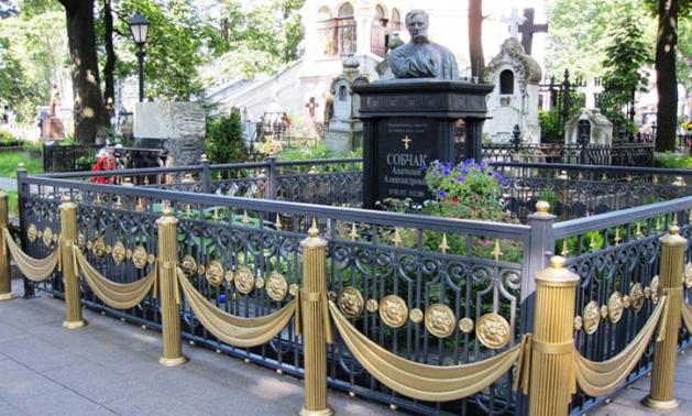 Собчак призвала убрать могилу Сталина с Красной площади и встречное предложение...