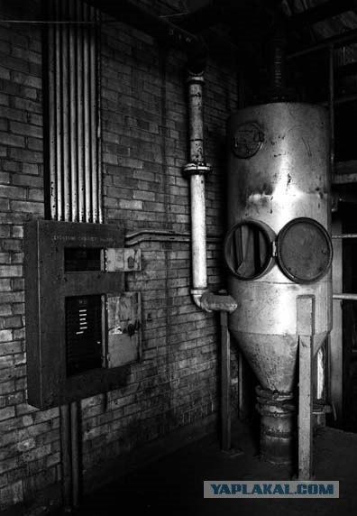 Путешествие по заброшенной электростанции
