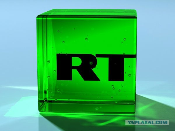 YouTube заблокировал канал Russia Today